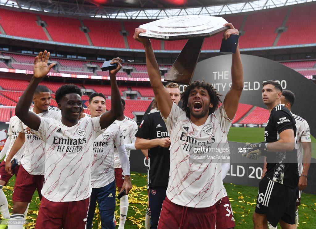 el Arsenal gana la Community Shield en los penaltis ante el Liverpool