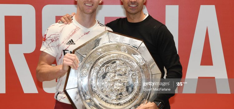 El Arsenal gana la Community Shield
