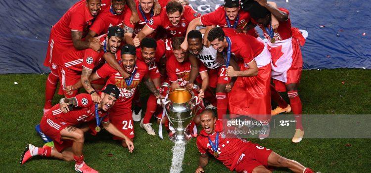 El Bayern gana su sexta Champions