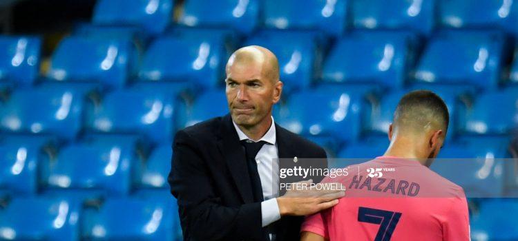 Varane acaba con la flor de Zidane