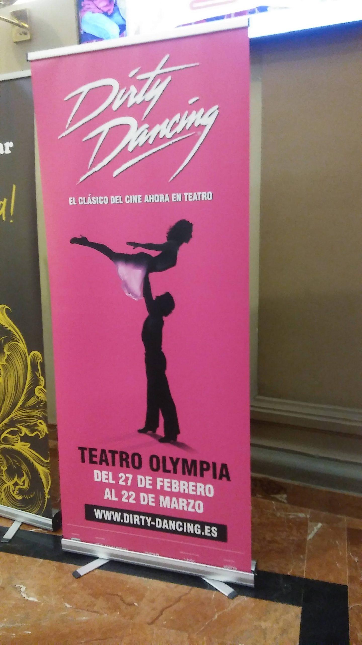 """Vuelta al teatro con """"Dirty Dancing"""""""