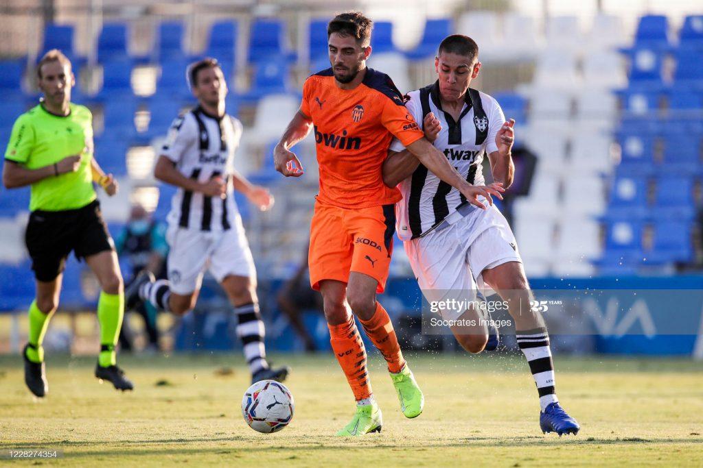 Derbi valenciano para empezar la Liga